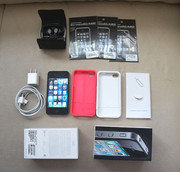 UNLOCKED !!! Apple iPhone 4 4G 32Gb with EXTRAS !!!