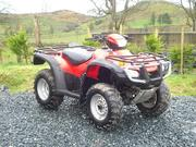 2010 Honda 500 from Friel ATV Sales & Quad Breakers