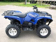 2011 Yamaha GRIZZLY 700 4X4