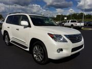 For Sale Used Lexus Lx570 2011