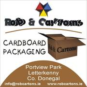 RobCartons CARDBOARD PACKAGING