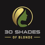 Shades of Black Hair Dye Chart - 30 Shades of Blonde