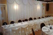Wedding Chair Covers Fairy light backdrop Hire